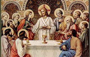 Celebration of Eucharist