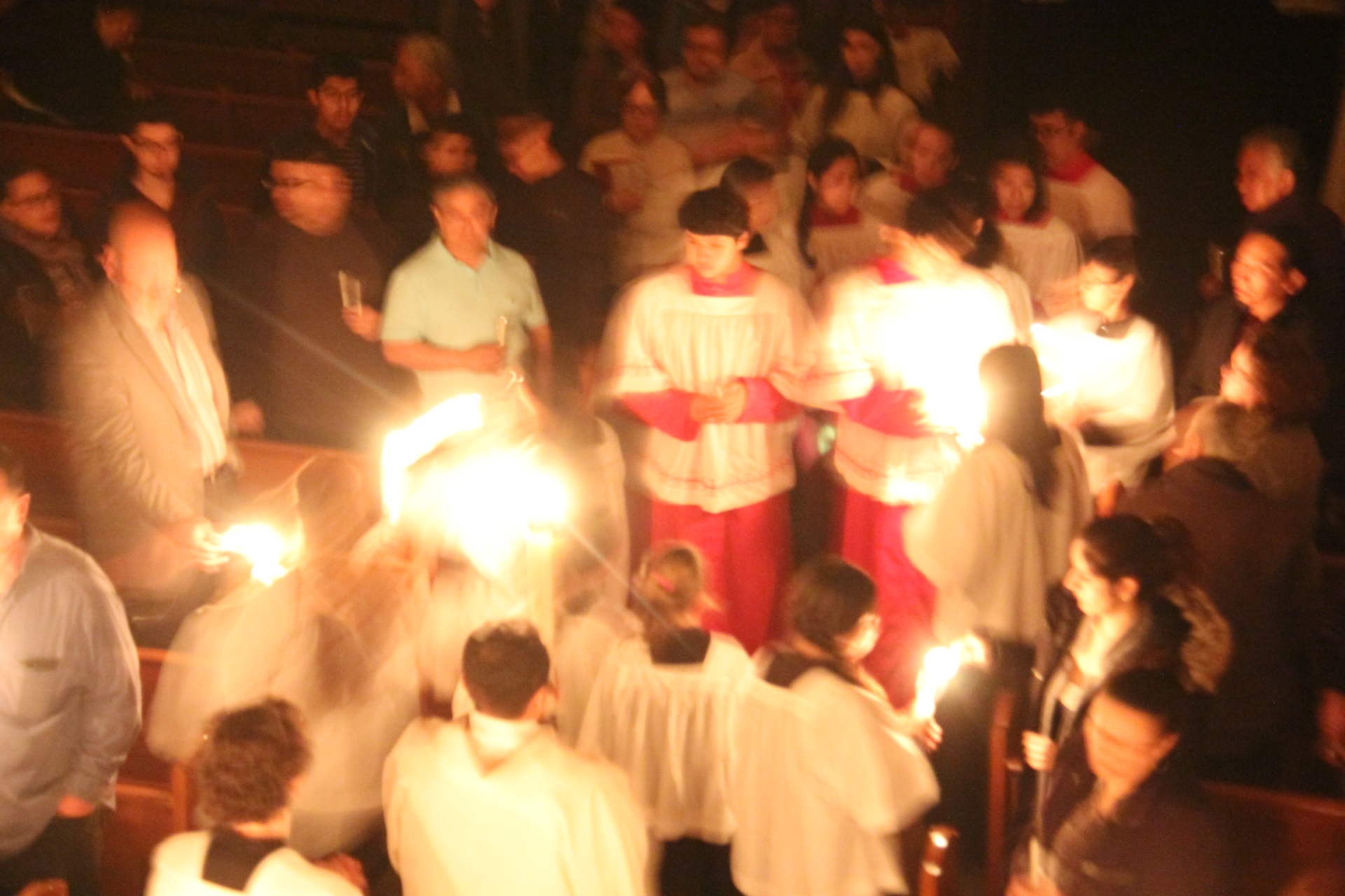 2019 Easter Vigil Photos
